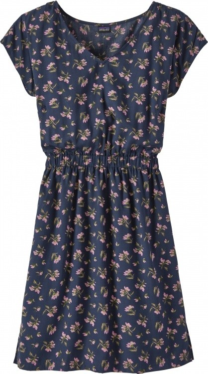 Patagonia Womens June Lake Dress Patagonia Womens June Lake Dress Farbe / color: new navy ()