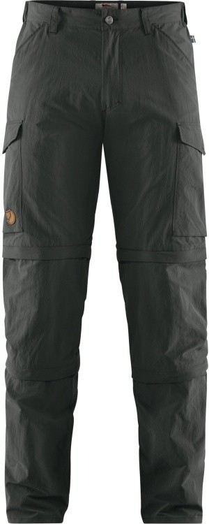 Fjällräven Travellers MT 3-Stage Trousers Fjällräven Travellers MT 3-Stage Trousers Farbe / color: dark grey ()