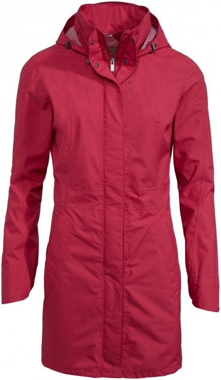 VAUDE Womens Kapsiki Coat II VAUDE Womens Kapsiki Coat II Farbe / color: red cluster ()