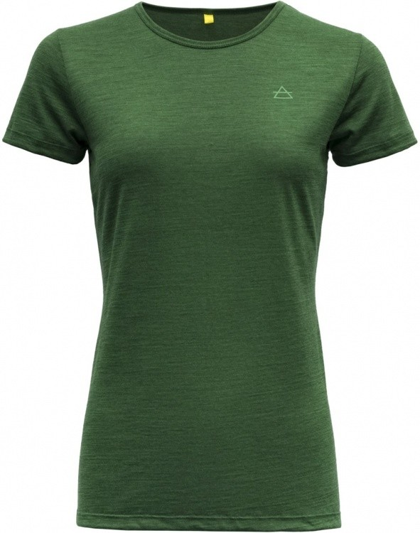 Devold Valldal Woman Tee Devold Valldal Woman Tee Farbe / color: clover ()