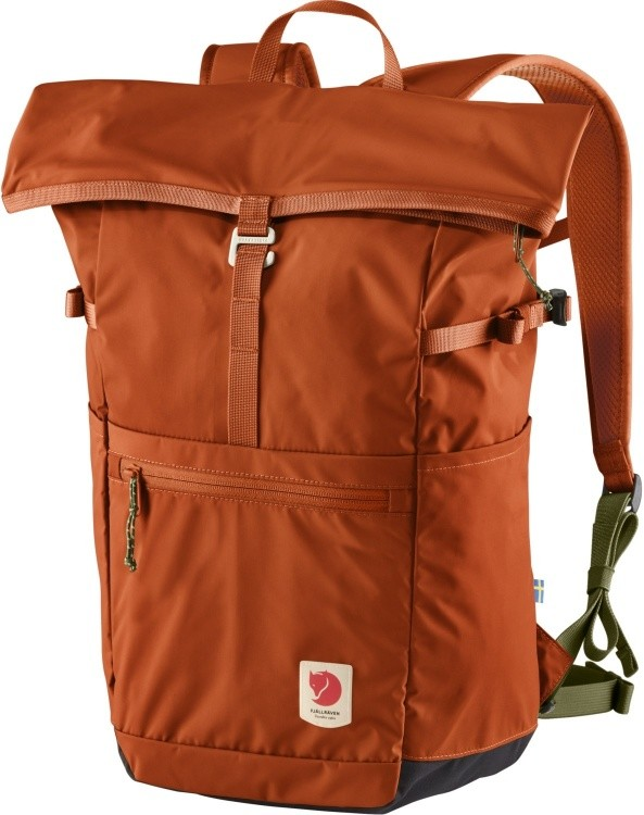 Fjällräven High Coast Foldsack 24 Fjällräven High Coast Foldsack 24 Farbe / color: rowan red ()