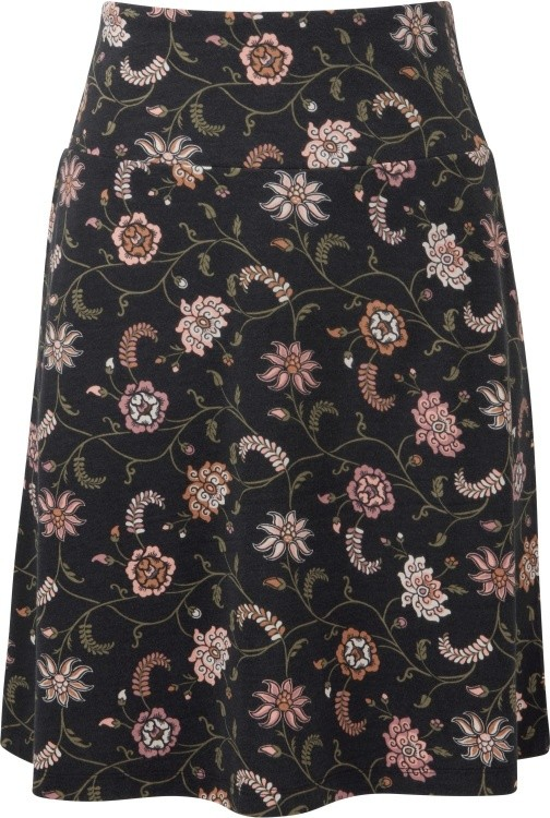 Sherpa Adventure Gear Padma Pull-On Skirt Women Sherpa Adventure Gear Padma Pull-On Skirt Women Farbe / color: black floral print ()
