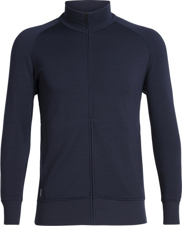 Icebreaker Lydmar LS Zip Icebreaker Lydmar LS Zip Farbe / color: midnight navy ()