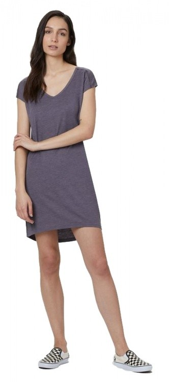 Tentree Womens Waldron Dress Tentree Womens Waldron Dress Farbe / color: boulder grey heather ()