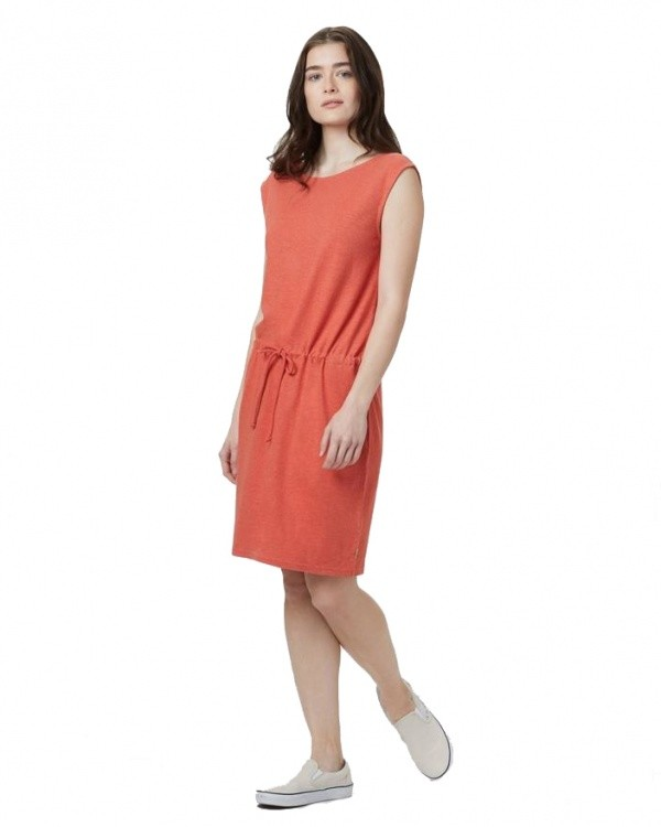 Tentree Womens Icefall Dress Tentree Womens Icefall Dress Farbe / color: burnt sienna orange ()