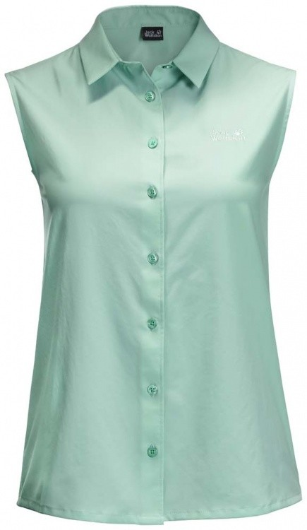 Jack Wolfskin Sonora Sleeveless Shirt Women Jack Wolfskin Sonora Sleeveless Shirt Women Farbe / color: light jade ()