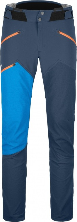 Ortovox Westalpen Softshell Pants M Ortovox Westalpen Softshell Pants M Farbe / color: blue lake ()