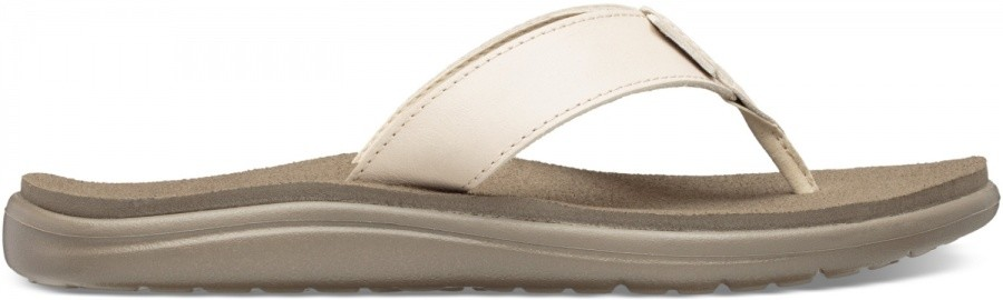 Teva Voya Flip Leather Women Teva Voya Flip Leather Women Farbe / color: birch ()