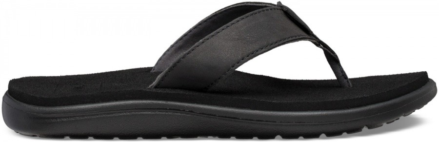 Teva Voya Flip Leather Women Teva Voya Flip Leather Women Farbe / color: black ()