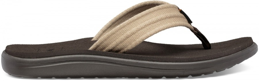 Teva Voya Canvas Flip Men Teva Voya Canvas Flip Men Farbe / color: dune ()