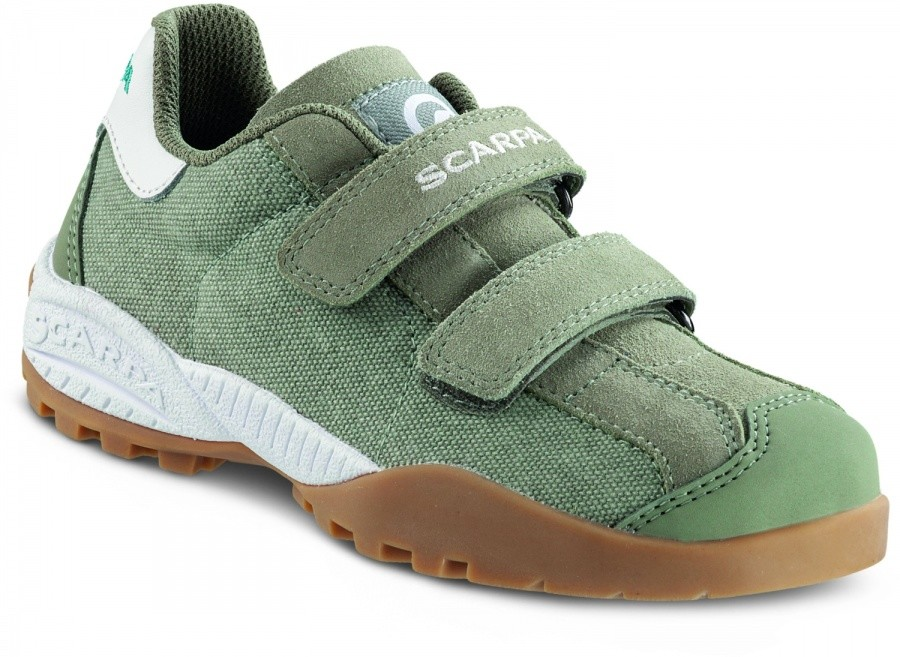 Scarpa Mojito Canvas Velcro Kid Scarpa Mojito Canvas Velcro Kid Farbe / color: military ()