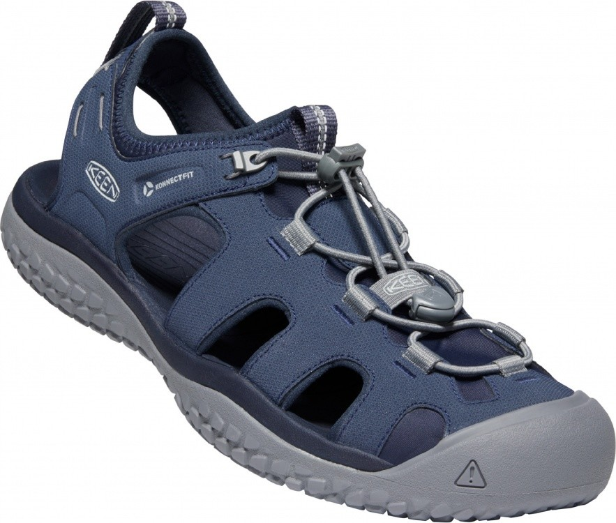 Keen Men Solr Sandal Keen Men Solr Sandal Farbe / color: navy/steel grey ()