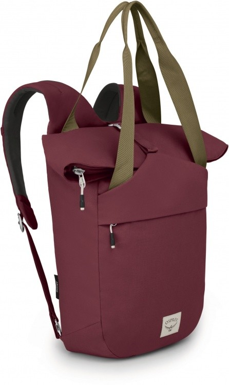 Osprey Arcane Tote Pack Osprey Arcane Tote Pack Farbe / color: mud red ()