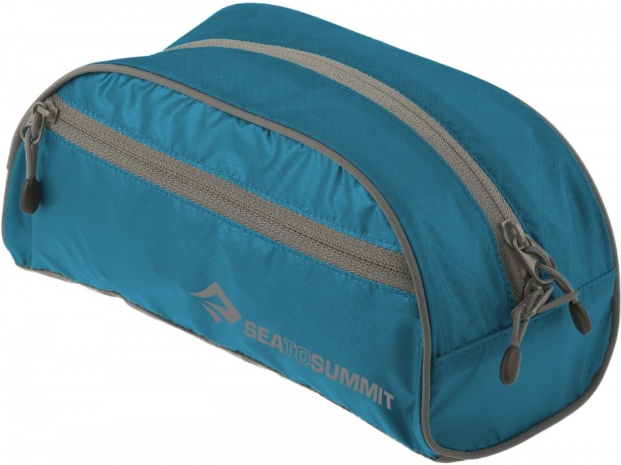 Sea to Summit Toiletry Bag Sea to Summit Toiletry Bag Farbe / color: blue/grey ()