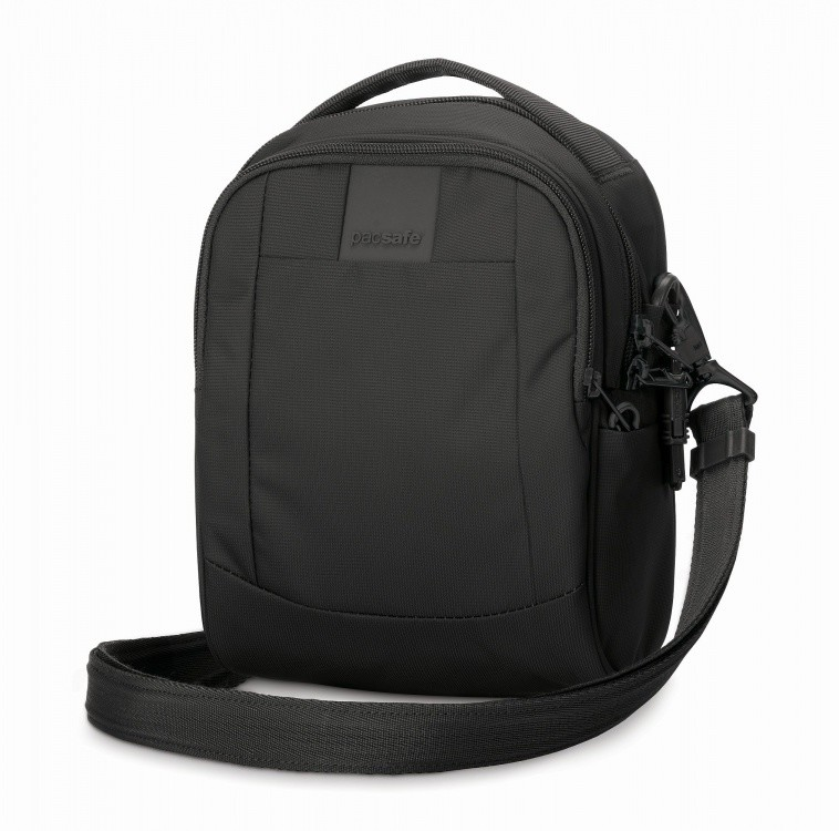 Pacsafe Metrosafe LS100 Crossbody Bag Pacsafe Metrosafe LS100 Crossbody Bag Farbe / color: black ()