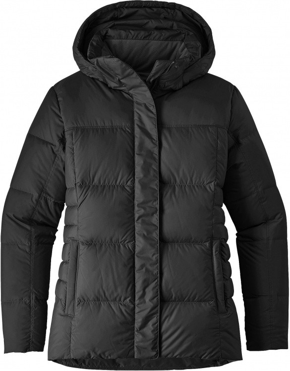 Patagonia Womens Down With It Jacket Patagonia Womens Down With It Jacket Farbe / color: black ()