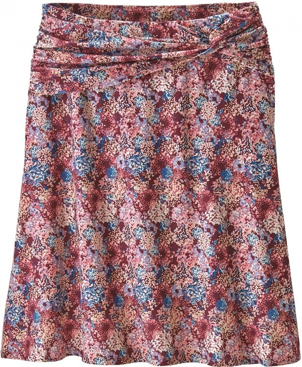 Patagonia Womens Seabrook Skirt Patagonia Womens Seabrook Skirt Farbe / color: furnai floral/pink ()
