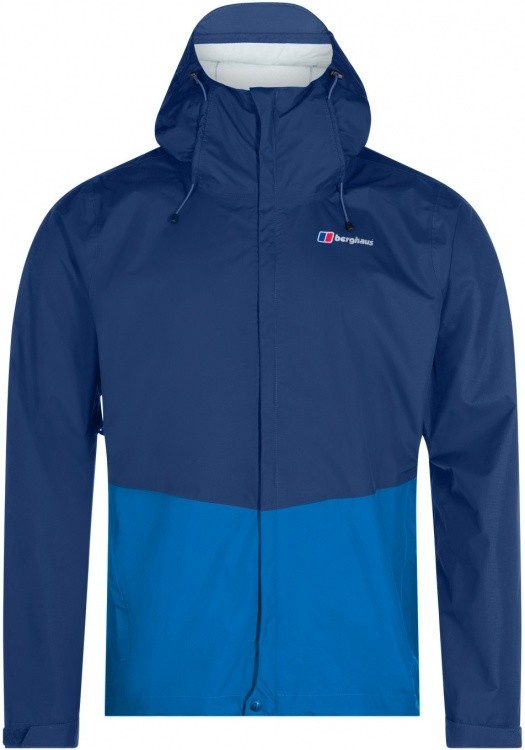 Berghaus Deluge Vented Shell Jacket Berghaus Deluge Vented Shell Jacket Farbe / color: deep water/snorkel blue ()