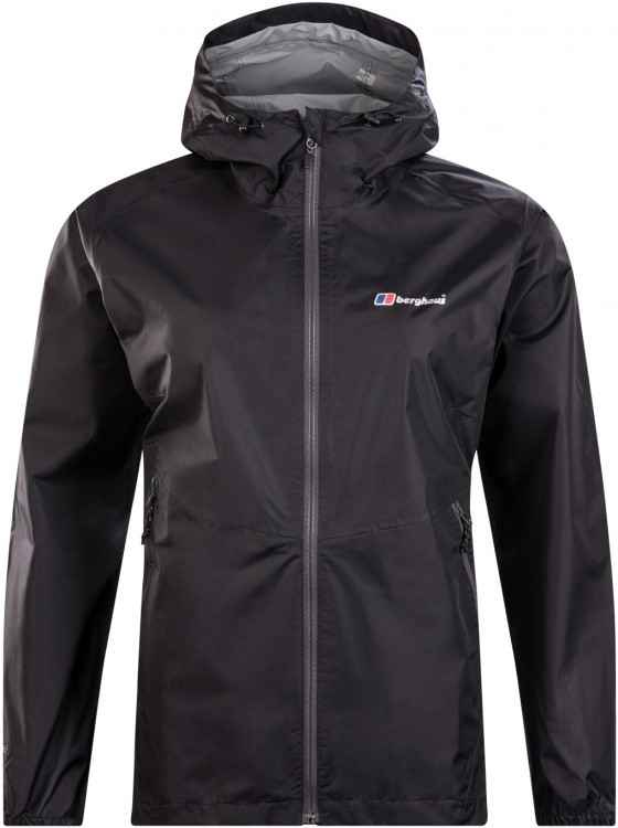 Berghaus Deluge Light Shell Jacket Women Berghaus Deluge Light Shell Jacket Women Farbe / color: black ()