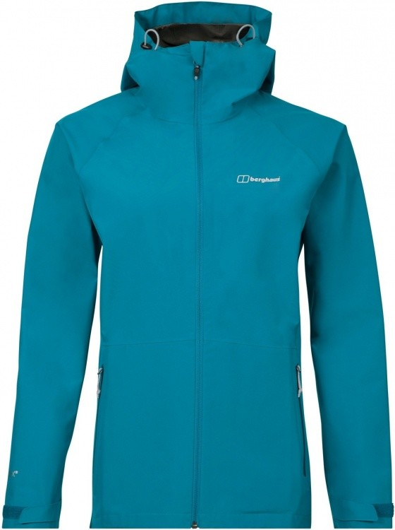 Berghaus Paclite 2.0 Shell Jacket Women Berghaus Paclite 2.0 Shell Jacket Women Farbe / color: tahitian tide ()