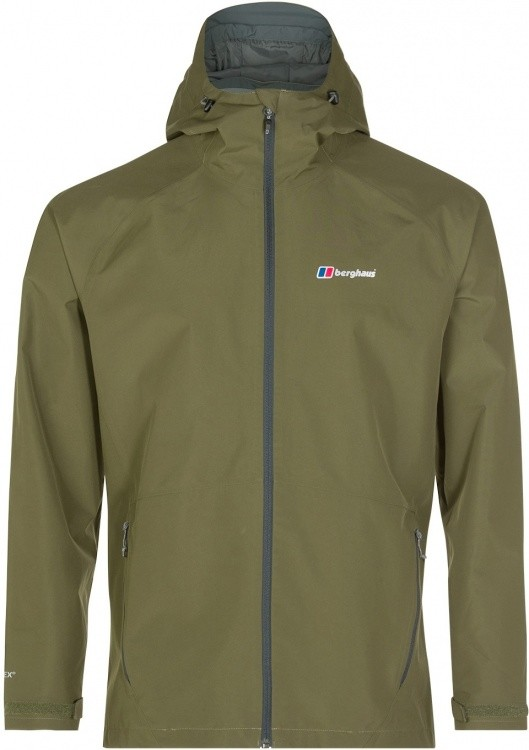 Berghaus Paclite 2.0 Shell Jacket Berghaus Paclite 2.0 Shell Jacket Farbe / color: ivy green ()