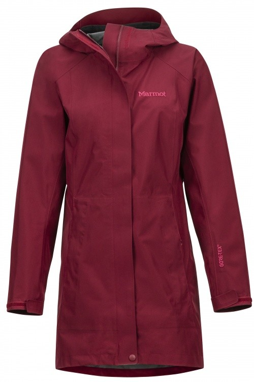 Marmot Womens Essential Jacket Marmot Womens Essential Jacket Farbe / color: claret ()