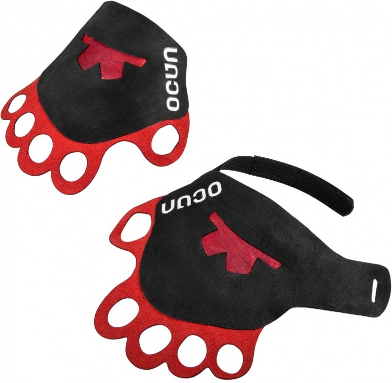 Ocun Crack Gloves Lite Ocun Crack Gloves Lite Farbe / color: red ()