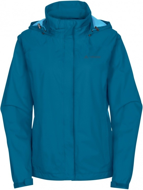 VAUDE Womens Escape Bike Light Jacket VAUDE Womens Escape Bike Light Jacket Farbe / color: kingfisher ()