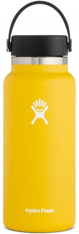 Hydro Flask Wide Mouth Hydro Flask Flex Cap Hydro Flask Wide Mouth Hydro Flask Flex Cap Farbe / color: sunflower ()