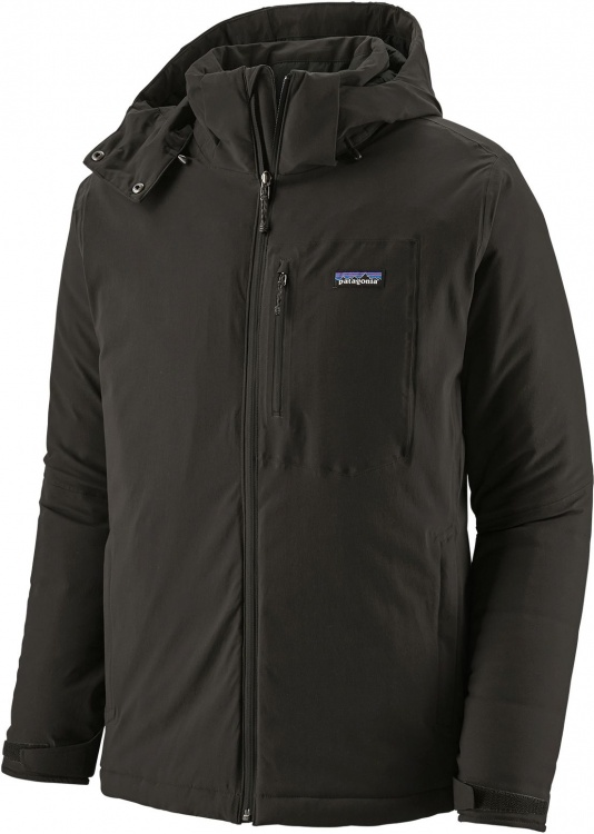Patagonia Mens Insulated Quandary Jacket Patagonia Mens Insulated Quandary Jacket Farbe / color: black ()