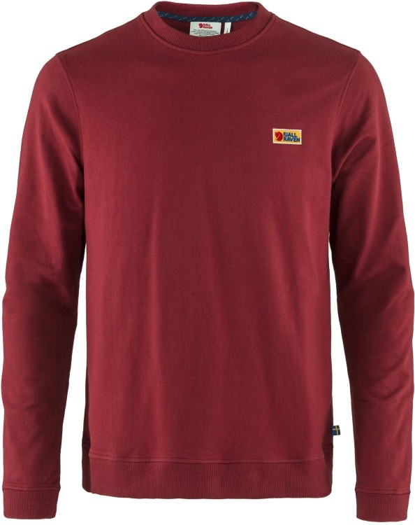 Fjällräven Vardag Sweater Men Fjällräven Vardag Sweater Men Farbe / color: red oak ()