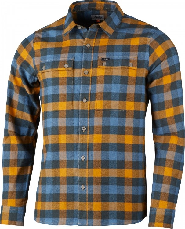 Lundhags Rask LS Shirt Lundhags Rask LS Shirt Farbe / color: gold ()