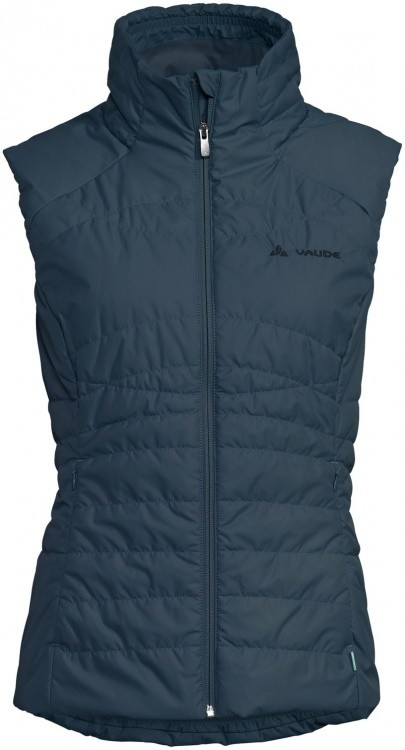 VAUDE Womens Skomer Insulation Vest VAUDE Womens Skomer Insulation Vest Farbe / color: steelblue ()
