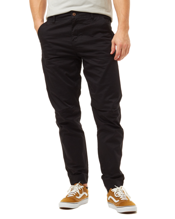 Tentree Twill Everyday Jogger Tentree Twill Everyday Jogger Farbe / color: meteorite black ()