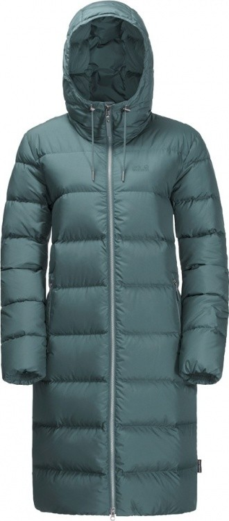 Jack Wolfskin Crystal Palace Coat Women Jack Wolfskin Crystal Palace Coat Women Farbe / color: north atlantic ()