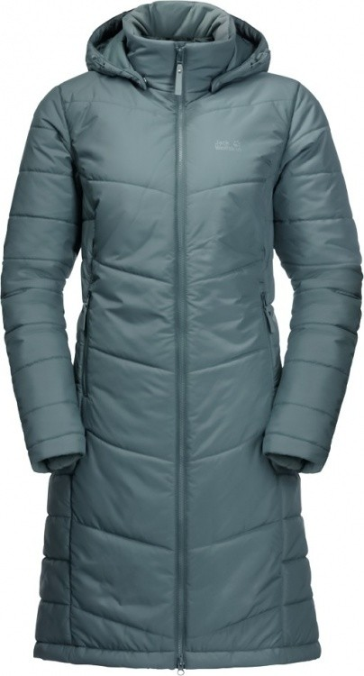 Jack Wolfskin North York Coat Women Jack Wolfskin North York Coat Women Farbe / color: north atlantic ()