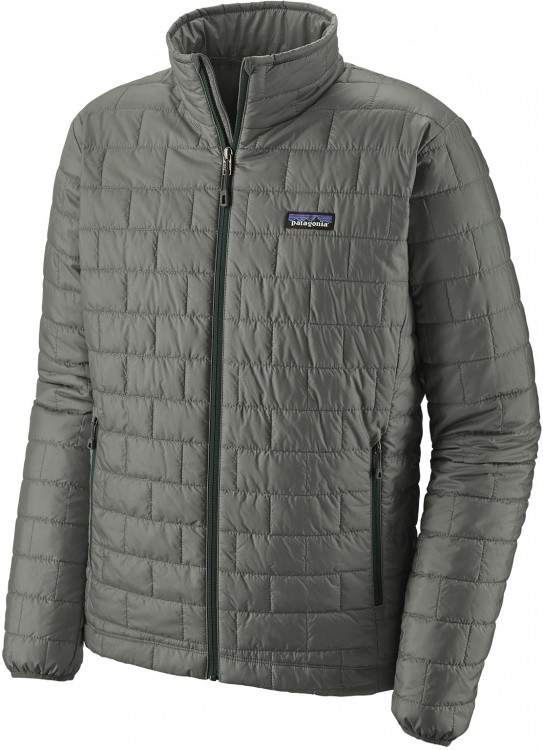 Patagonia Mens Nano Puff Jacket Patagonia Mens Nano Puff Jacket Farbe / color: cave grey ()