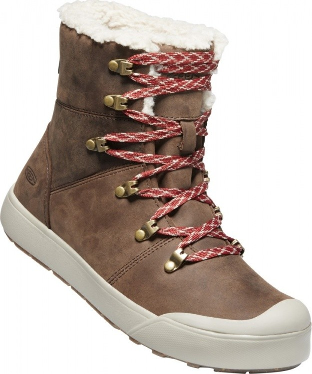 Keen Womens Elena Hiker Boot WP Keen Womens Elena Hiker Boot WP Farbe / color: sea lion/plaza taupe ()