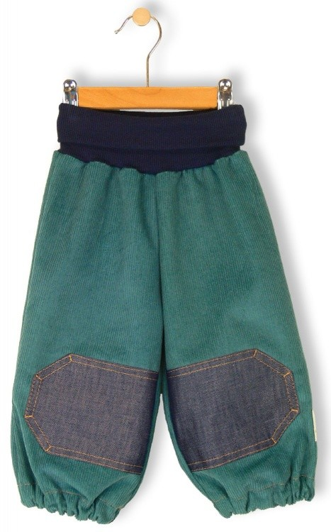 bubble.kid Berlin Oriel Cord Pants bubble.kid Berlin Oriel Cord Pants Farbe / color: petrol ()