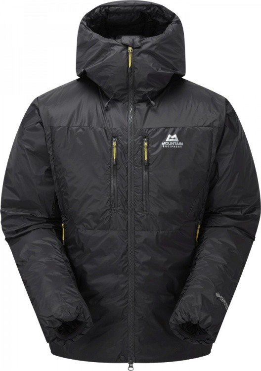 Mountain Equipment Kryos Jacket Mountain Equipment Kryos Jacket Farbe / color: obsidian ()