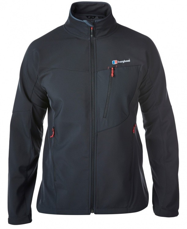 Berghaus Ghlas Softshell Jacket Berghaus Ghlas Softshell Jacket Farbe / color: black ()