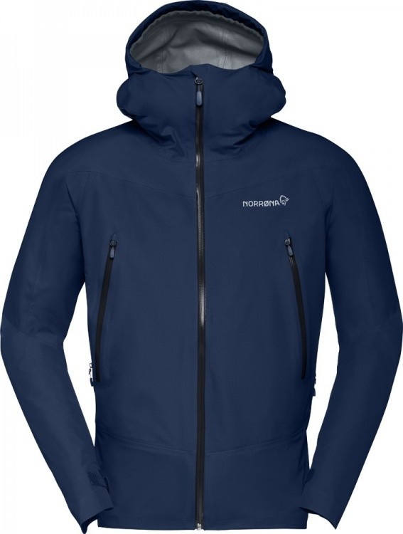 Norrona Falketind Gore-Tex Jacket Norrona Falketind Gore-Tex Jacket Farbe / color: indigo night ()