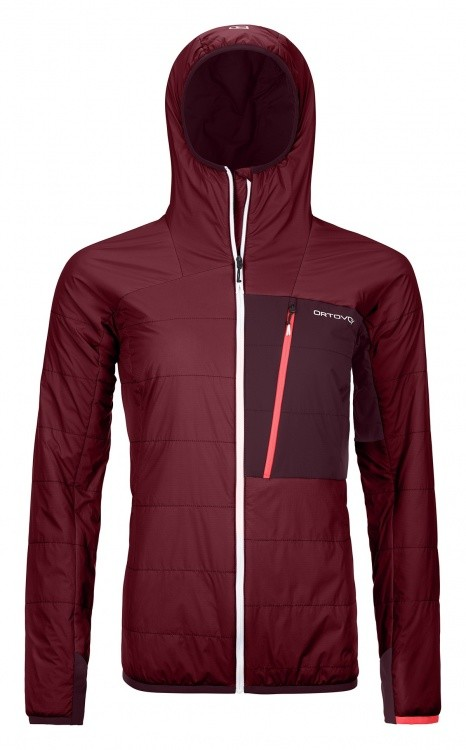 Ortovox Swisswool Piz Duan Jacket Women Ortovox Swisswool Piz Duan Jacket Women Farbe / color: dark blood ()