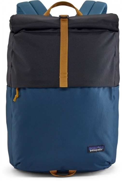 Patagonia Arbor Roll-Top Pack Patagonia Arbor Roll-Top Pack Farbe / color: patchwork:ink black ()