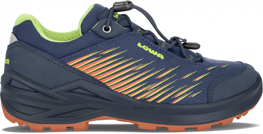 LOWA Zirrox GTX Lo Junior LOWA Zirrox GTX Lo Junior Farbe / color: blau/orange ()