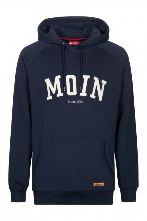 Derbe Sweat Hoody Moin Men Derbe Sweat Hoody Moin Men Farbe / color: navy ()