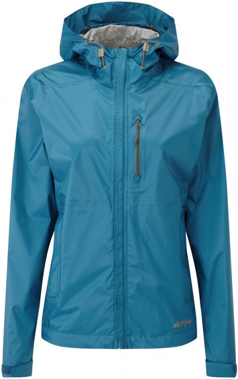 Sherpa Adventure Gear Kunde 2.5-Layer Jacket Sherpa Adventure Gear Kunde 2.5-Layer Jacket Farbe / color: raja blue ()