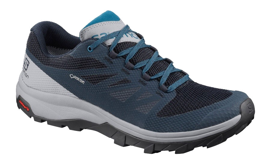 Salomon Outline GTX Salomon Outline GTX Farbe / color: navy blazer/quar/lyon ()
