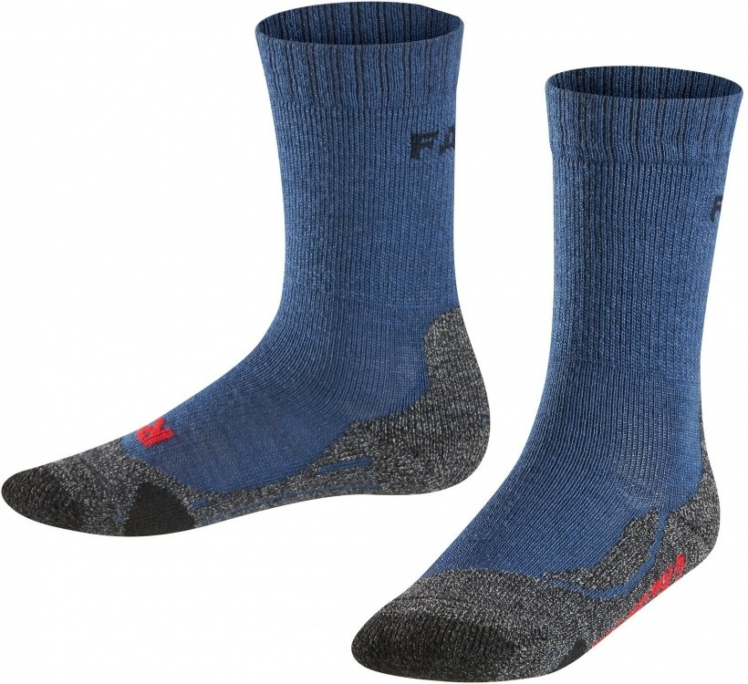 Falke TK2 Kids Falke TK2 Kids Farbe / color: dark blue/jeans ()