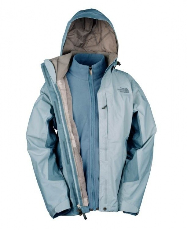 63dd73dd5c The North Face Womens Evolution TriClimate Jacket, Mailorder & Shipment  worldwide!